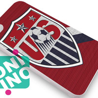 Usa Soccer iPhone Case Cover | iPhone 4s | iPhone 5s | iPhone 5c | iPhone 6 | iPhone 6 Plus | Samsung Galaxy S3 | Samsung Galaxy S4 | Samsung Galaxy S5
