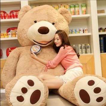 81f5d49d6e0 Selling Toy Big Size 200cm American Giant Bear Skin