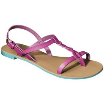 Women's Mossimo Supply Co. Leigh Sandal - Pink