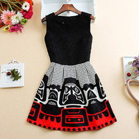 Trendy Summer Short Dresses Assorted Designes , Great for Young Women