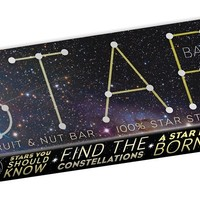 Star Bar - Fruit & Nut Bar, also featuring astronomy facts, games, and quizzes! - Whimsical & Unique Gift Ideas for the Coolest Gift Givers