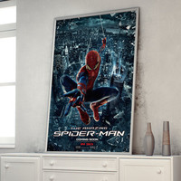 The Amazing Spiderman Movie Poster A1 (841 x 594 mm - 33.1 x 23.4 in)