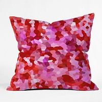 Rosie Brown Its Love Throw Pillow