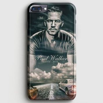 Paul Walker Fast And Furious iPhone 7 Plus Case