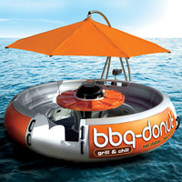 BBQ Donut Boat - buy at Firebox.com
