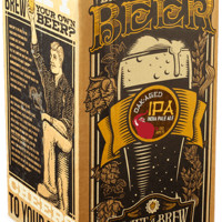 "CRAFT A BREW ""OAK AGED IPA"" BEER KIT"