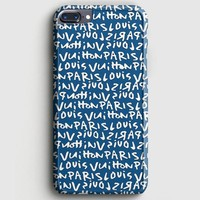 Louis Vuitton Text 2 iPhone 8 Plus Case
