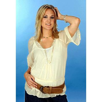 "Carrie Underwood Poster Posing Arm Up 24""x36"""