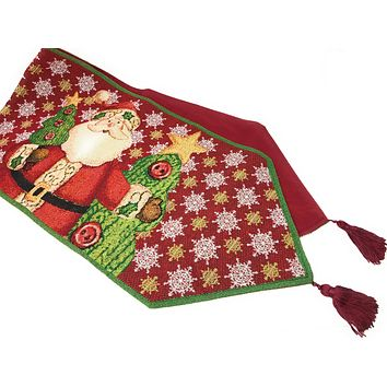 Tache Santa Clause Is Coming to Town Table Runners (DB15191)