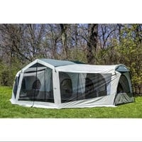 Tahoe Gear Carson 3-Season 14 Person Large Family Cabin Tent - Walmart.com