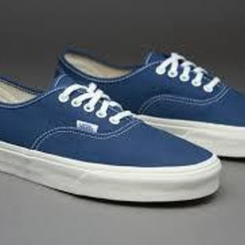 Vans Authentic(Vintage)Navy