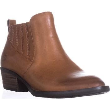 Born Beebe Casual Ankle Boots, Tan, 8.5 US / 40 EU