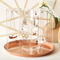 Acrylic Folding Jewelry Screen