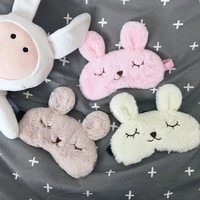 Buy BEANS Rabbit Sleeping Mask | YesStyle