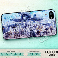 Star War iPhone 4s case Darth Vader Character Star Wars iPhone case iphone 4 case iphone 4s case iphone 5 case Hard or Soft Case-STW02