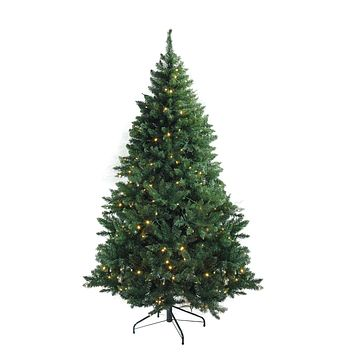 "4.5' x 37"" Buffalo Fir Full Artificial Christmas Tree Unlit"