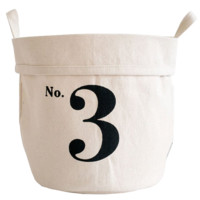Canvas Bucket - No. 3