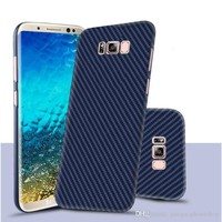 Ultra thin Business waterproof samsung s8 plus cases soft samsung galaxy s8 Hybrids 100pc s8 case
