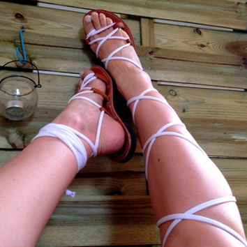 Gladiator Sandals - Urban Snow White