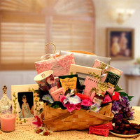 Because You're Special Gift Basket (Lg)