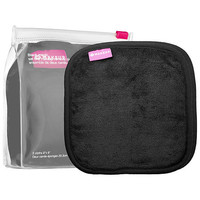 SEPHORA COLLECTION Black Magic Set of 2 Makeup Remover Cloths (Black)