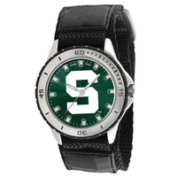 Michigan State Spartans NCAA Mens Veteran Series Watch