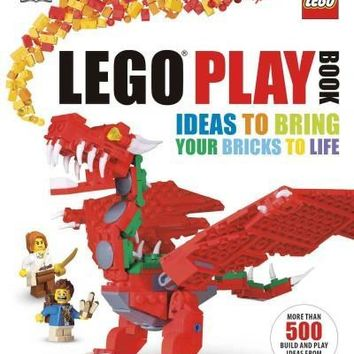 LEGO Play Book: Ideas to Bring Your Bricks to Life (Lego)
