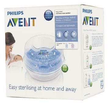 Philips AVENT Microwave Steam Sterilizer