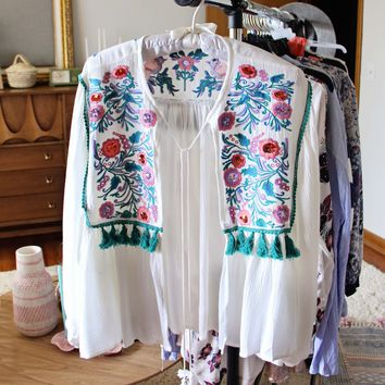 Sweetie Sparrow Boho Jacket