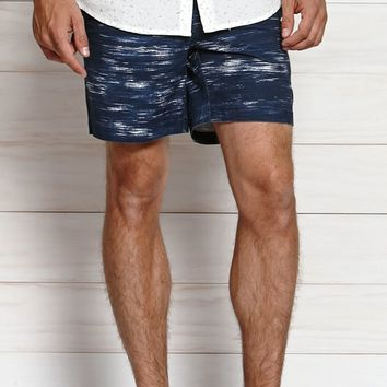 RVCA Bitter End Volley Boardshorts - Mens Board Shorts - Blue