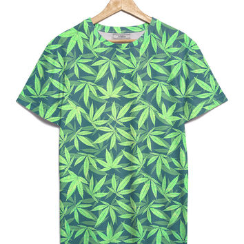 badbugs_art Mixed T-Shirt Cannabis / Hemp / 420 / Marijuana - JVGBD®