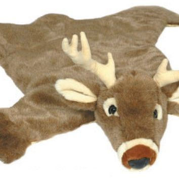 White Tail Deer Rug