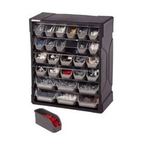 Husky 28-Drawer Small Parts Organizer 222169 at The Home Depot - Mobile