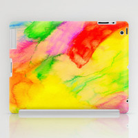 LOVE iPad Case by Sreetama Ray