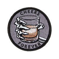 Cheers Forever Patch