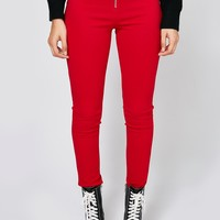 Hit The Road Zip-Up Leggings
