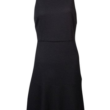 Jessica Simpson Women's Sleeveless Fit & Flare Mesh Dress