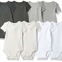 Carter's Baby 8 Pack Short-Sleeve Bodysuits