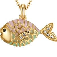 Cute Fish Necklace