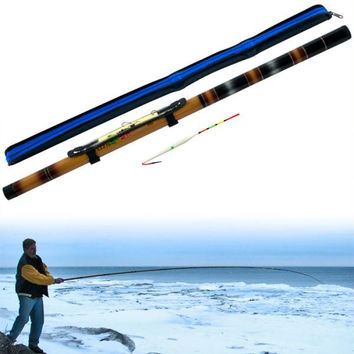 Gone Fishing  12 Foot Telescoping Fishing Pole