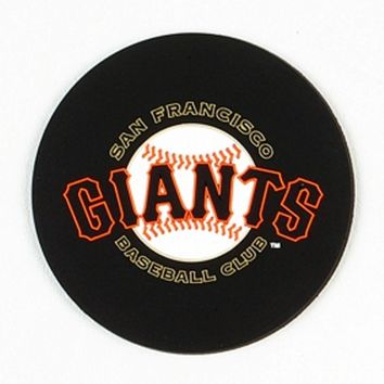 Major League Baseball-Coasters Set of 4- San Francisco Giants