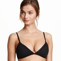 2-pack Soft-cup T-shirt Bras - from H&M
