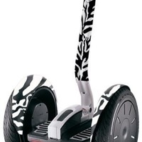 Segway Graphics-Zebra Pattern (segway not included, decals only)