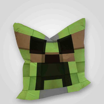 Minecraft cubic, pillow case, pillow cover, cute and awesome pillow covers