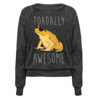 TOADALLY AWESOME PULLOVERS