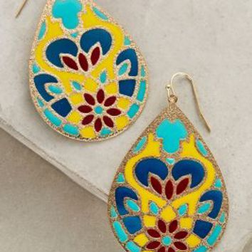 Cloisonne Drops by Anthropologie