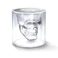 FRED & FRIENDS DOOMED SKULL SHOT GLASS