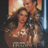 Star Wars Episode II Attack of the Clones Poster 22x34