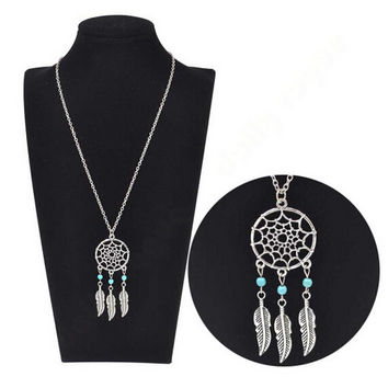 Mens Womens Bohemian Necklace + Beautiful Gift Box UniqueNacklace-31