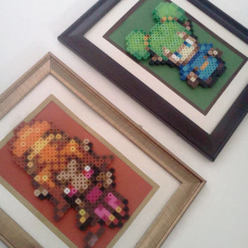 Legend of Zelda Framed Oracles